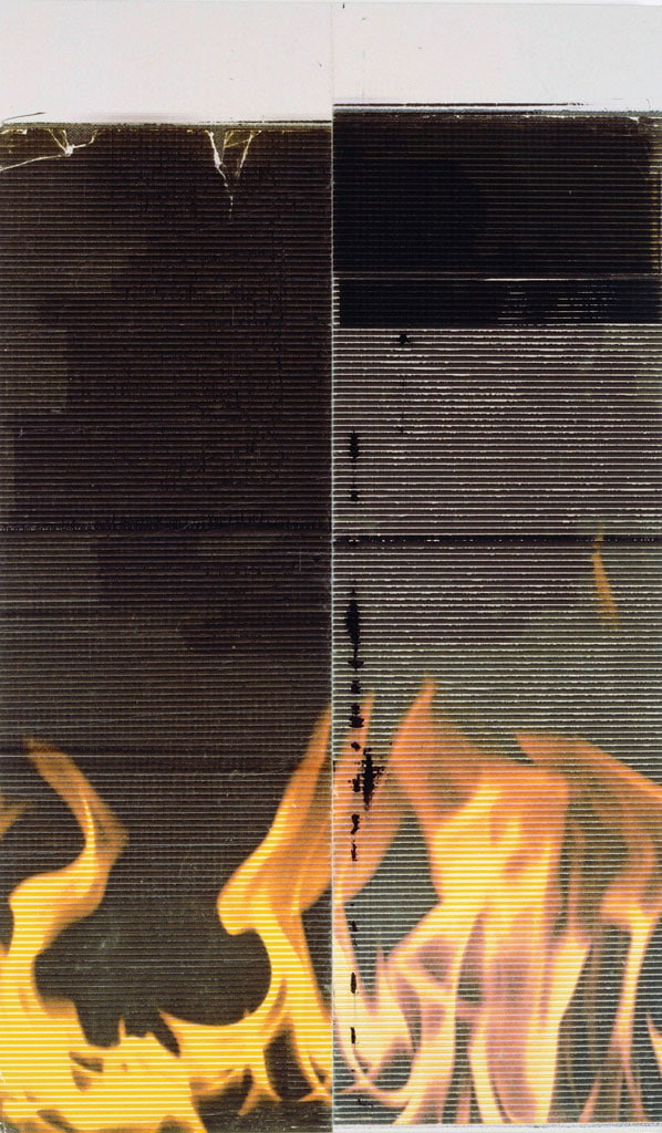 Wade Guyton, Untitled, 2011